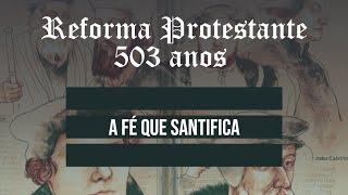 A fé que santifica - Pr. Rodrigo Ribeiro - 18/10/2020