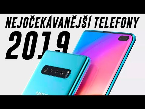 Jaké jsou nejočekávanější telefony první poloviny roku 2019? (NOVINKY #33)