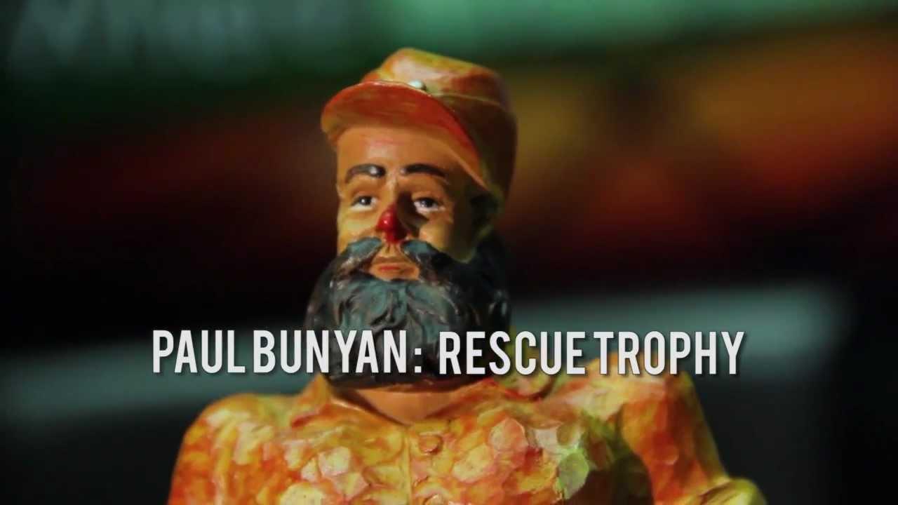 2012 michigan vs michigan state paul bunyan rescue
