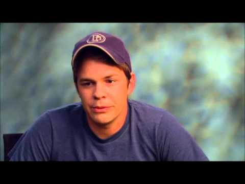 The Perks of Being A Wallflower - Johnny Simmons Interview Soundbites