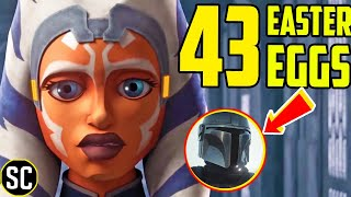 CLONE WARS Trailer: Every Easter Egg + MANDALORIAN Connection Explained