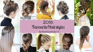Favourite Hairstyles from 2016 | Braids Hairstyles | Braidsandstyles12