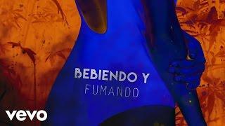 Los Oidos Fresh - Bebiendo & Fumando (Lyric Video) ft. J Alvarez, Bryant Myers, Anonimus