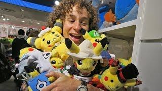 Tienda JAPONESA de Pokemon! Gasté más de lo que debía...