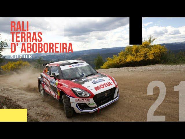 Suzuki 2021 | Capítulo 2 | Rali Terras D'Aboboreira 1
