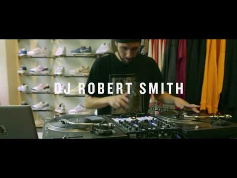 DJ ROBERT SMITH - HHV RECORDS - SMF