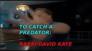 To catch a predator David Kaye Best Version