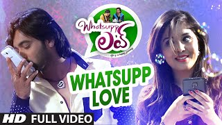 Download Video Whatsupp Love Full Video Song || Whatsupp Love || Jeeva, Aishwarya Sindogi MP3 3GP MP4
