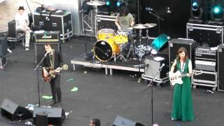 "Silversun Pickups ""Common Reactor "" Live!"