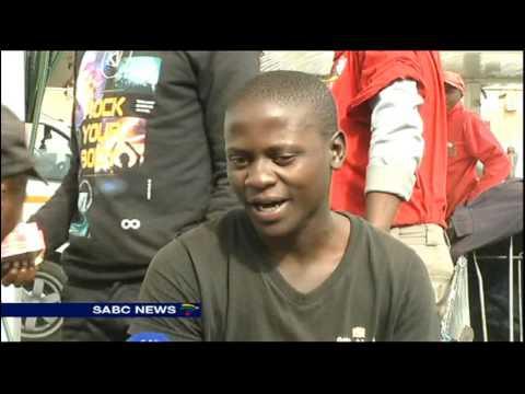 From street vendor to University graduate:  Ntsikelelo Masimini