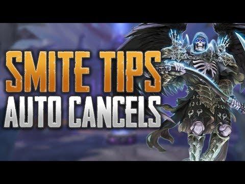 SMITE Tips: Auto Attack Cancel Guide