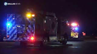 School bus crash in Fort Worth leaves 16-year-old with minor injuries