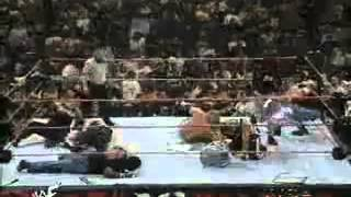 WWF Attitude era - DX vs The Nation of Domination (street fight)