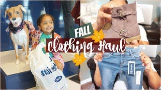 OLD NAVY FALL 🎃CLOTHING HAUL  [ TODDLER ]