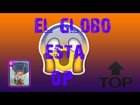 EL GLOBO ESTA OP!!!!(Clash Royale) - Franchuu I Vídeos diarios de Clash Royale