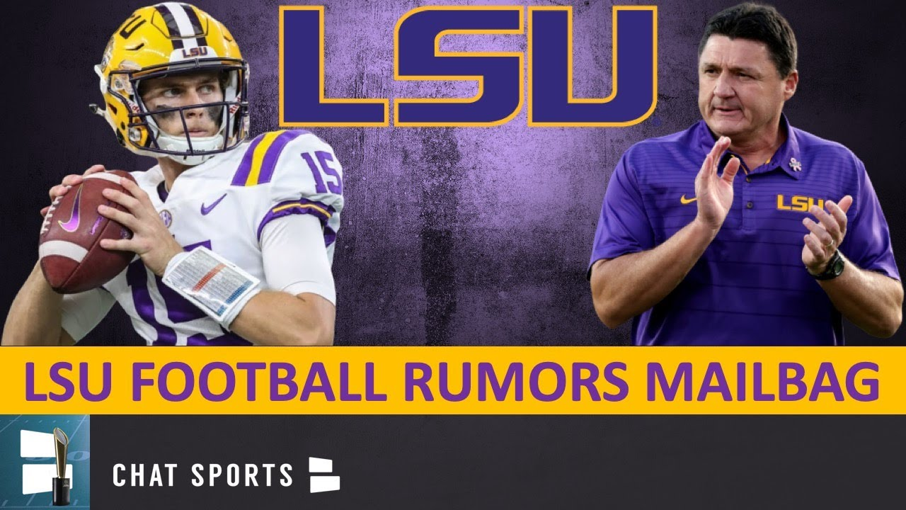 2020 LSU football schedule: Dates, times, opponents, results