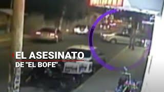 Repeat youtube video Videocámara graba asesinato de El Bofe | Noticias
