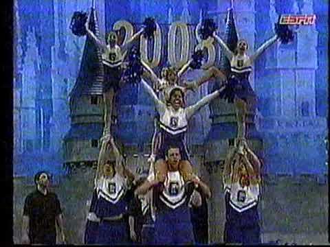 Graves County High School - Cheerleading 2008