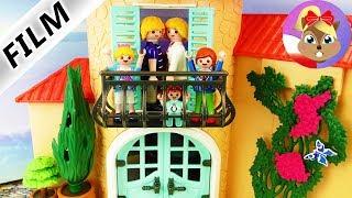 Playmobil Film polski | WRÓBLEWSCY - PRZEPROWADZKA | Słoneczna wakacyjna willa zamiast ich domu