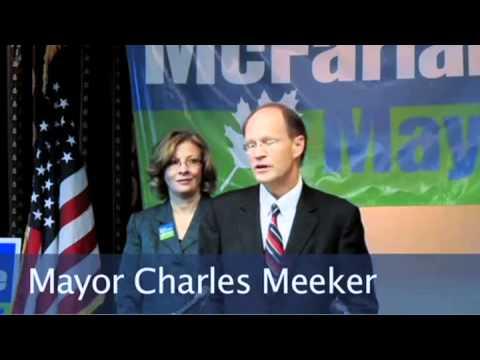 Mayor Meeker Endorses Nancy McFarlane