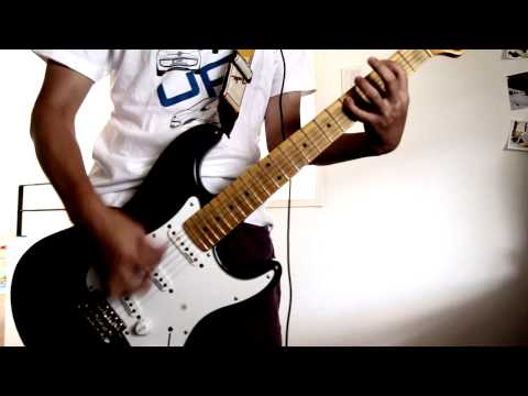 GREEN DAY - Fashion Victim Guitar Cover with ToneLab ST