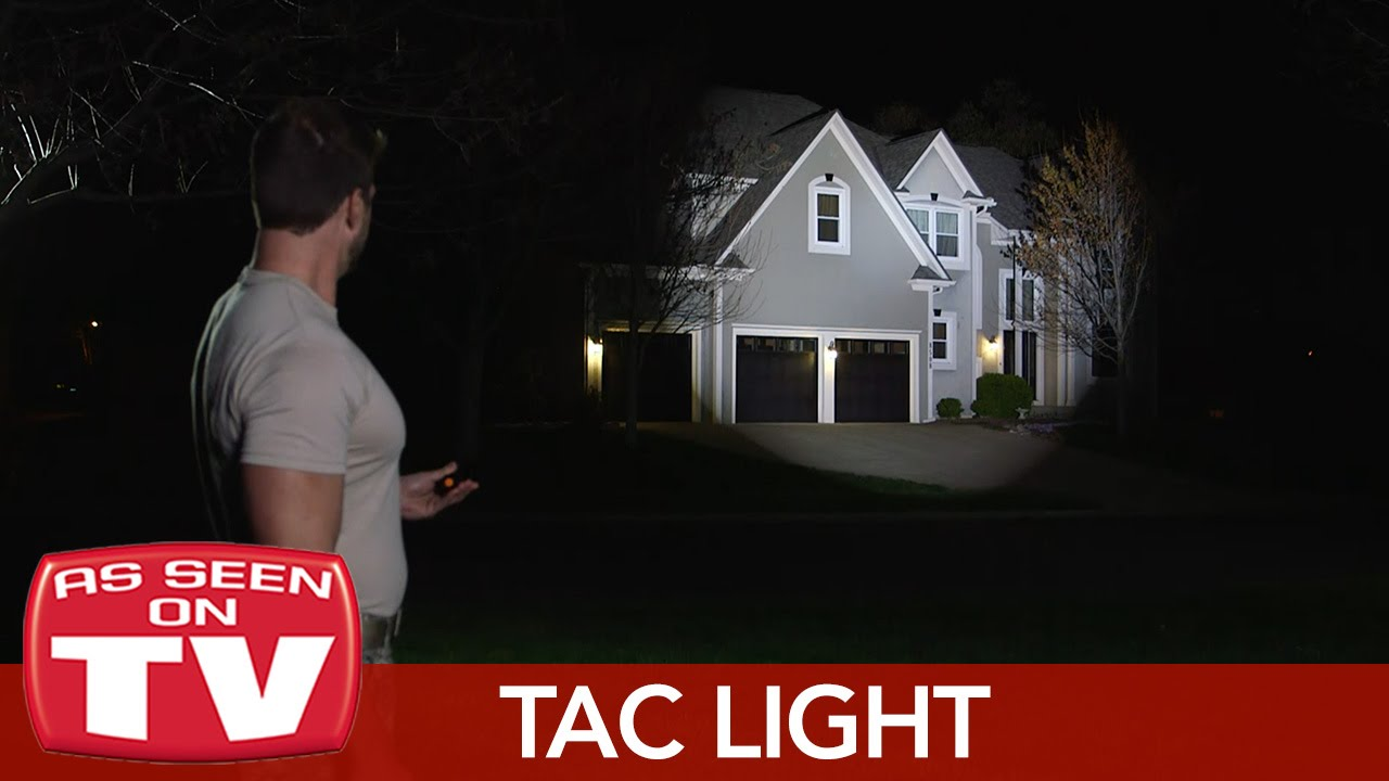 bell howell tac light ultimate tactical flashlight as seen on tv