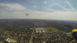 Pietenpol Air Camper & Luscombe 8A