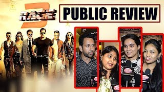 Race 3 Trailer Public Review | Honest Reaction | Best Review | Salman Khan | Jacqueline Fernandez