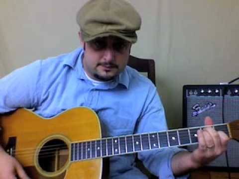 Jack Johnson - Sitting Waiting Wishing - How to Play Acoustic Guitar ...