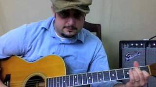 Jack Johnson - Sitting Waiting Wishing - How to Play Acoustic Guitar Songs