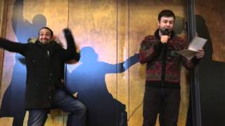 HAMILTON Ham4Ham 1/2/16 with Taran Killam