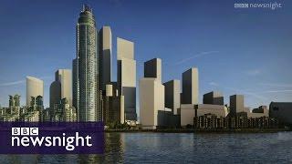 Kaip atrodytų Londonas, jei būtų patvirtinti visi dangoraižių statybų projektai