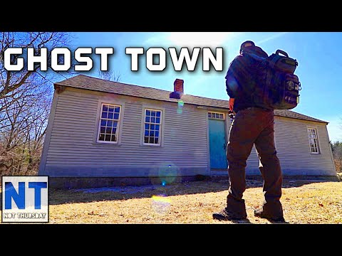 Exploring The Colonial American Ghost Town Monson New Hampshire