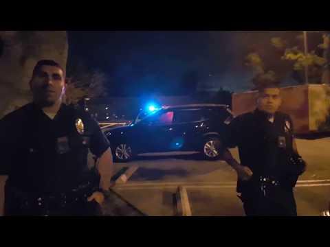 Talking Shit To Cops... Again - Nov 5th 2017