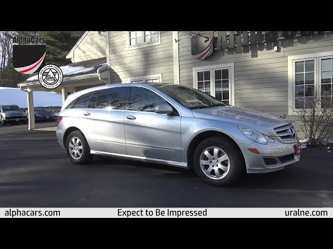 2007 Mercedes R350, Overview, AlphaCars