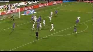 Alexandre Pato vs Fiorentina Skills & Goals HD