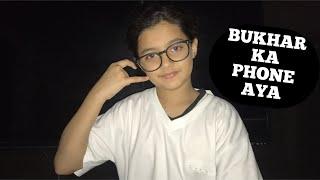 Bukhar ka phone aya | musical.ly by Inaya Khan