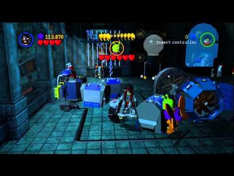 Xbox 360 Longplay [010] Lego Batman The Joker