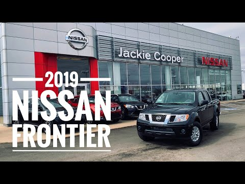 2019 Nissan Frontier SV for Diego.