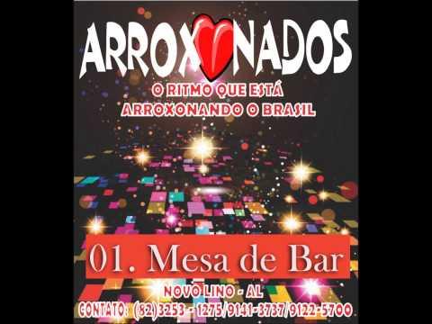 ARROXONADOS - Mesa de Bar