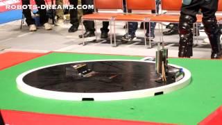 Autonomous Robot Sumo Match