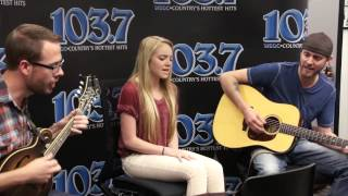Danielle Bradbery 'The Heart Of Dixie' Acoustic Performance - Excellent Quality - Amazing!