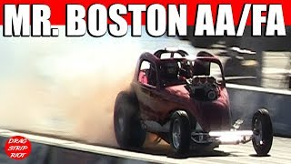 2014 New England Hot Rod Reunion Fuel Altered NEHRR Nostalgia Drag Racing Videos