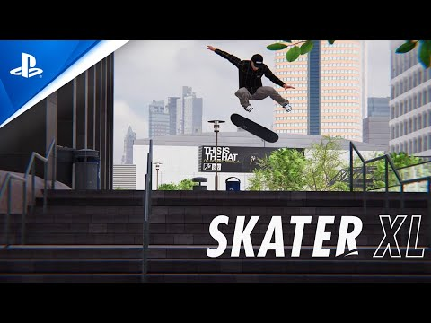 Skater XL - Launch Trailer | PS4