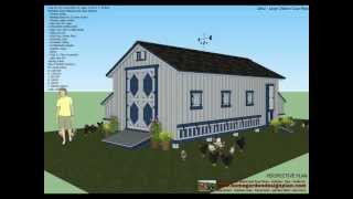 L310 - Chicken Coop Plans Free - Chicken Coop Plans Construction