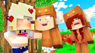 Minecraft GIRLFRIEND - MY HIGHSCHOOL GIRLFRIEND! (Minecraft Kids Roleplay)