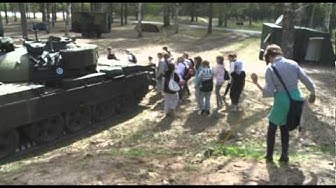 Pohjois-Karjalan Prikaatissa esiteltiin puolustusvoimien toimintaa.