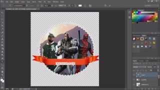 Как создать оригинальную аву в PhotoShop