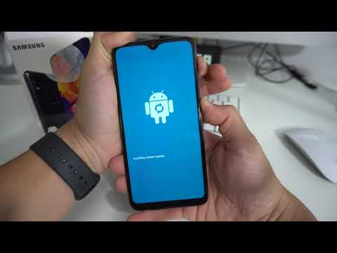 How To Reset Samsung Galaxy A10 - Hard Reset