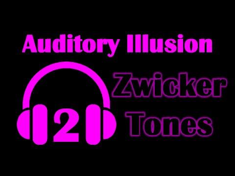 Auditory Illusion 2: Zwicker Tones